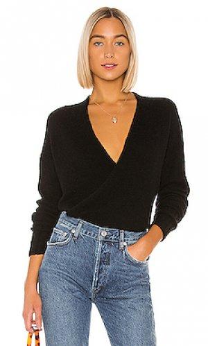 Облегающий свитер karlie 360CASHMERE. Цвет: черный