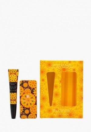 Набор для ухода за ногтями Spa Ceylon Цейлонский чай, Иланг-иланг, 8 мл. Цвет: прозрачный