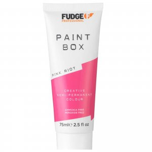 Краска для волос Paintbox Hair Colourant 75 мл - оттенок Pink Riot Fudge