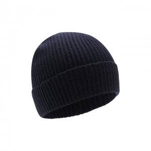 Кашемировая шапка Johnstons Of Elgin. Цвет: синий
