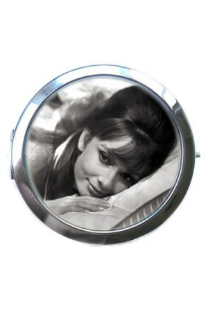 Зеркальце Tina Bolotina. Цвет: мультицвет