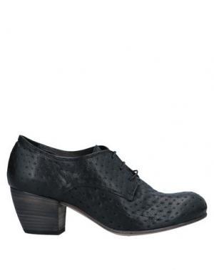 Ботинки INK. Цвет: черный