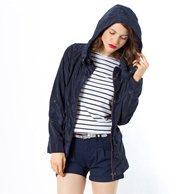 Куртка-ветровка R essentiel. Цвет: красный,табачный,темно-синий,черный