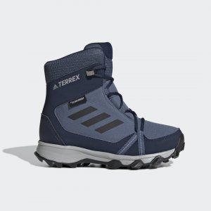 Ботинки TERREX Snow CP CW adidas. Цвет: черный