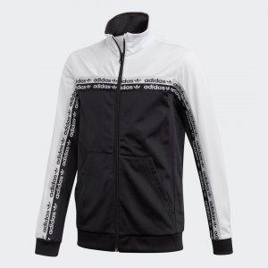 Олимпийка Originals adidas. Цвет: черный