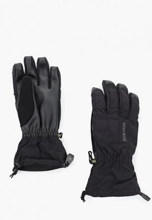Перчатки горнолыжные Burton WB PROFILE GLV. Цвет: черный