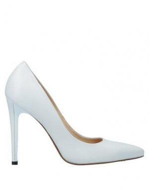 Туфли BADURA. Цвет: белый