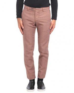 Повседневные брюки BOGLIOLI. Цвет: коричневый