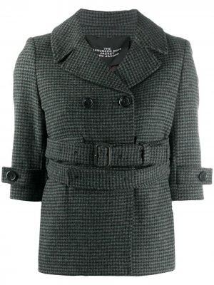 Куртка с поясом Marc Jacobs. Цвет: черный