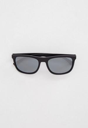 Очки солнцезащитные Emporio Armani EA4158 58696G. Цвет: черный
