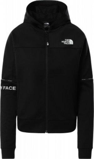 Толстовка женская Mountain Athletics, размер 42 The North Face. Цвет: черный
