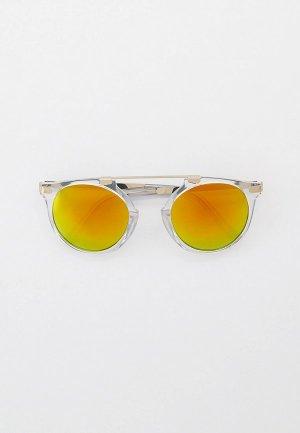 Очки солнцезащитные Eyelevel Harley. Цвет: прозрачный