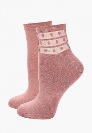 Комплект DIM. Цвет: розовый