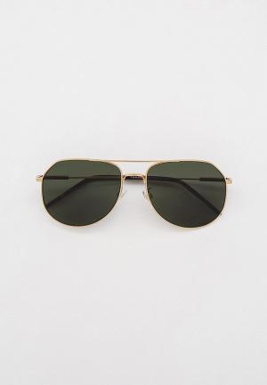 Очки солнцезащитные Tommy Hilfiger TH 1848/F/S J5G. Цвет: золотой