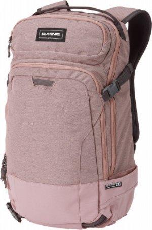 Рюкзак женский HELI PRO, 20 л Dakine. Цвет: розовый