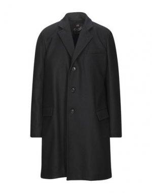 Пальто GLOVERALL. Цвет: черный