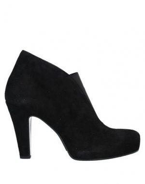Ботинки I AM. Цвет: черный