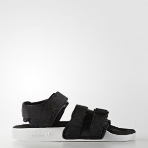 Сандалии adilette Originals adidas. Цвет: черный