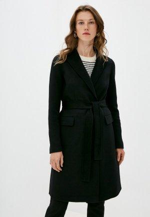 Пальто Theory. Цвет: черный
