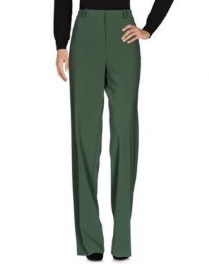 Повседневные брюки ANNARITA N. Цвет: зеленый