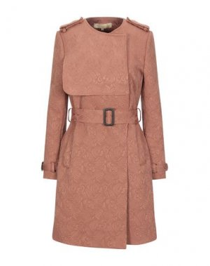 Легкое пальто BONSUI. Цвет: коричневый
