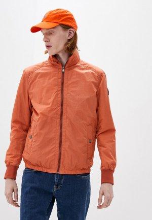 Куртка утепленная Joop!. Цвет: оранжевый