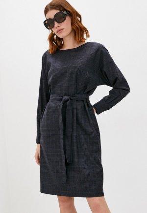 Платье Weekend Max Mara BAVIERA. Цвет: серый