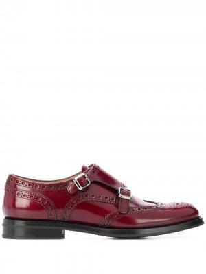 Churchs туфли броги Lana R Church's. Цвет: красный