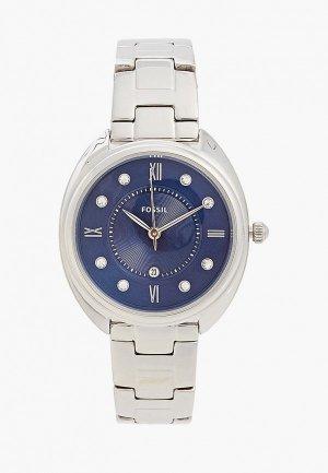 Часы Fossil ES5087. Цвет: серебряный
