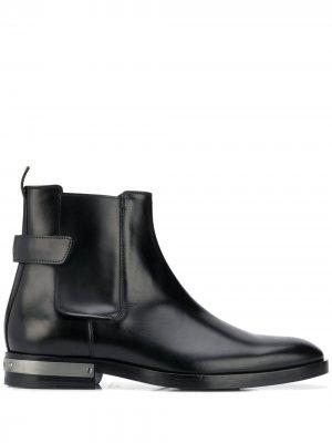 Ботинки челси Balmain. Цвет: черный