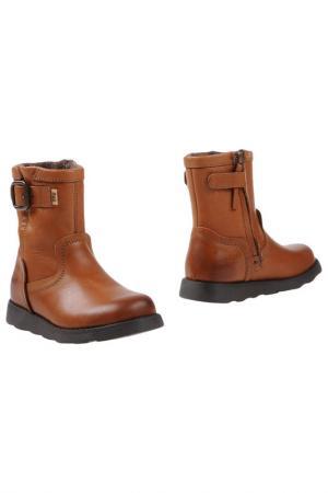 Ботинки BISGAARD. Цвет: коричневый