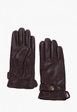 Перчатки Pitas. Цвет: коричневый