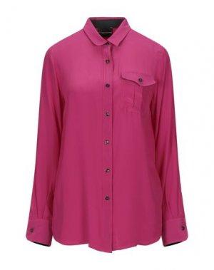 Pубашка ATOS LOMBARDINI. Цвет: фуксия