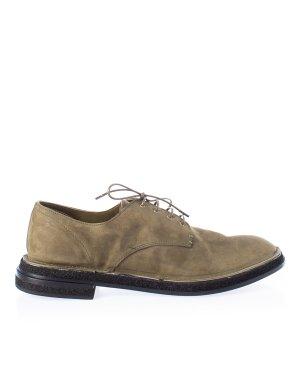 Ботинки 31651 7 оливковый Premiata. Цвет: оливковый