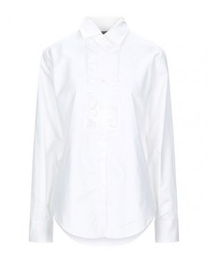 Pубашка BLACK LABEL. Цвет: белый