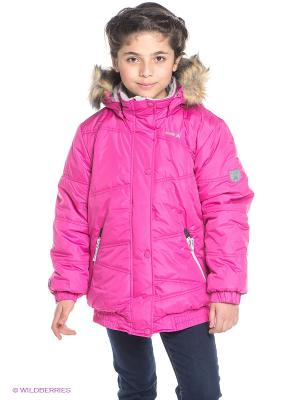 Куртка Kamik. Цвет: розовый