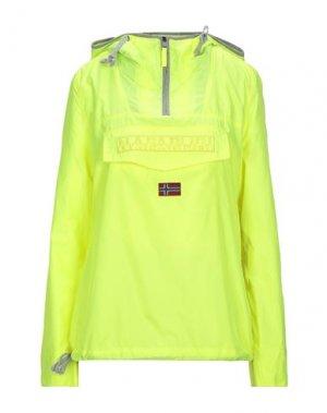 Куртка NAPAPIJRI. Цвет: желтый