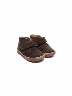 Ботинки на липучках Two Con Me By Pépé. Цвет: коричневый