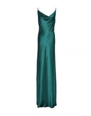 Длинное платье BLACK HALO EVE by LAUREL BERMAN. Цвет: изумрудно-зеленый