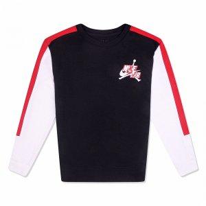 Jumpman Classics III Crew Jordan. Цвет: черно-красный