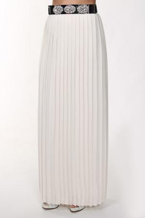 Юбка Philipp Plein. Цвет: белый