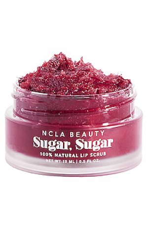 Скраб для губ sugar NCLA. Цвет: beauty: na