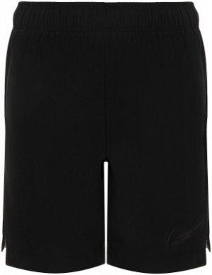 Шорты для мальчиков Instacool, размер 137-147 Nike. Цвет: черный