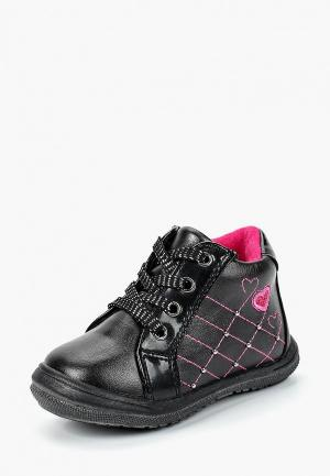 Ботинки Max & Jessi. Цвет: черный