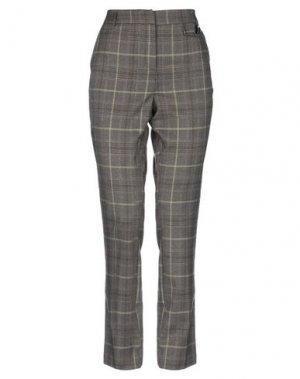 Повседневные брюки RENE' DERHY. Цвет: хаки