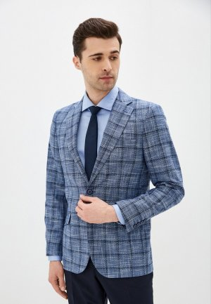 Пиджак Laconi. Цвет: голубой
