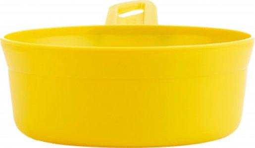Миска KASA XL WILDO. Цвет: желтый
