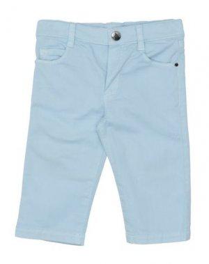 Повседневные брюки I GIANBURRASCA. Цвет: небесно-голубой