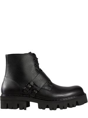 Ботинки Cesare Paciotti. Цвет: черный