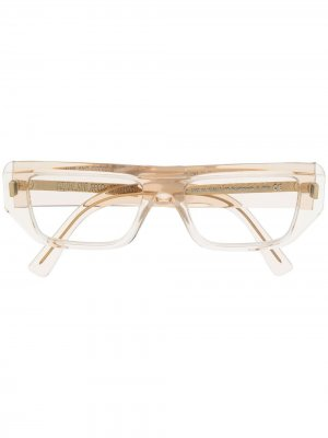 Солнцезащитные очки Browline Cutler & Gross. Цвет: нейтральные цвета